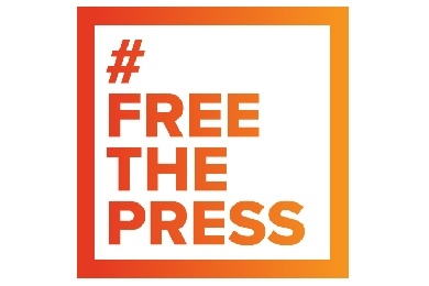 Free the Press Logo